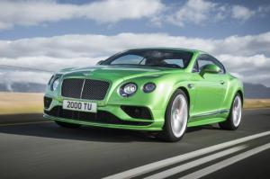 Updated Bentley Continental GT, Flying Spur Coming to 2015 Geneva