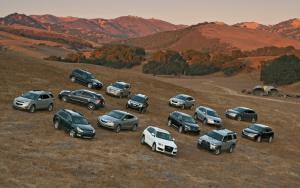 2010 Motor Trend Sport/Utility Of The Year Contenders - 2010 Motor Trend Sport/Utility of the Year vehicles - Motor Trend