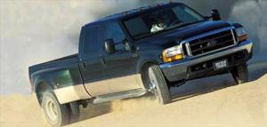 1999 Ford F-350 Super Duty Crew Cab V-10 - Road Test - Motor Trend