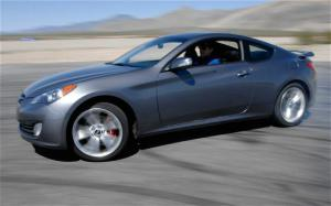 2010 Hyundai Genesis Coupe 3.8 Automatic -- Road Test -- Motor Trend