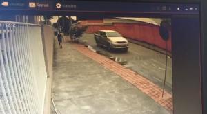 A caminhonete foi roubada no bairro São Diogo II. Depois do assalto, criminosos ligaram pedindo R$ 6 mil para a vítima. Veículo não tem seguro