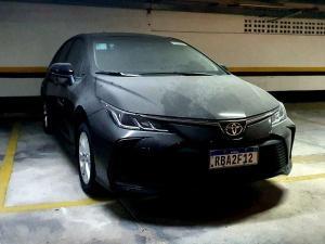 Erick Musso, que é o presidente da Casa, tem um carro oficial à disposição do seu gabinete e outro de uso da Presidência