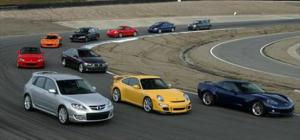 America's Best Handling Car - Selection Process - Front Drive - Feature - Motor Trend