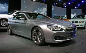 BMW Concept 6 Series Coupe First Look - Motor Trend