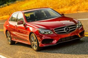 2014 Mercedes-Benz E250 Bluetec Diesel Rated at 45 MPG Highway