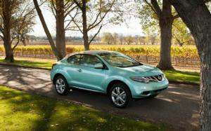 2012 Nissan Murano CrossCabriolet Convertible Photo Gallery - Motor Trend