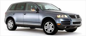 2004 SUV of the Year Winner - 2004 Volkswagen Touareg - Motor Trend