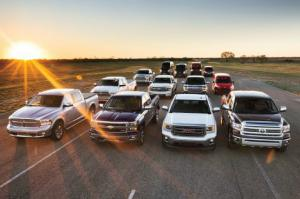 Motor Trend 2014 Truck of the Year Contenders - Motor Trend