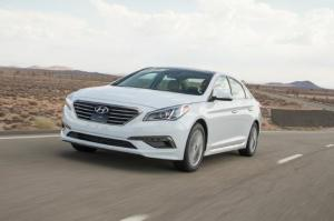 2015 Hyundai Sonata Limited 2.4 First Test - Motor Trend