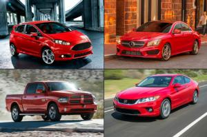 2015 Ford Fiesta ST - Attractive Cars to Outrun Valentine's Day