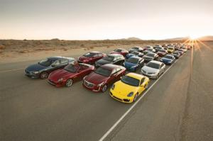 2014 Porsche Cayman - 2014 Motor Trend Car of the Year: Contenders and Finalists - Motor Trend