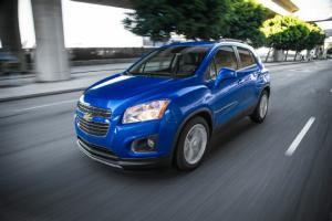 2015 Chevrolet Trax LTZ First Test - Motor Trend