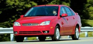 2005 Ford Focus ZX4 ST - First Drive - Motor Trend