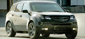 2007 Acura MDX - Spied Vehicles - Motor Trend
