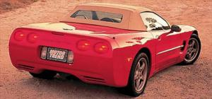 Motor Trend 1998 Car of the Year - 1998 Chevrolet Corvette - Motor Trend Magazine