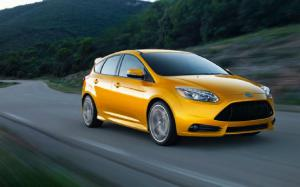 Ford Focus ST, ST-R, and Fiesta ST Coming to LA - Motor Trend