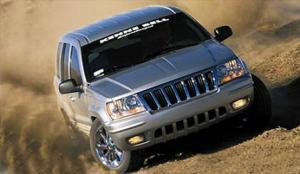 Jeep Grand Cherokee Road Test Overview - Motor Trend