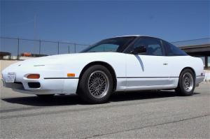 Ignition Gets a 1993 Nissan 240SX Project Car (W/Video)