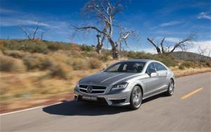 2012 Mercedes-Benz CLS63 AMG First Drive - Motor Trend