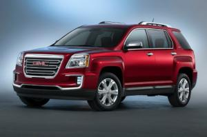 2016 GMC Terrain First Look - Motor Trend