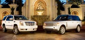 2007 Cadillac Escalade Vs. 2006 Range Rover Supercharged Interior Comparison - Motor Trend