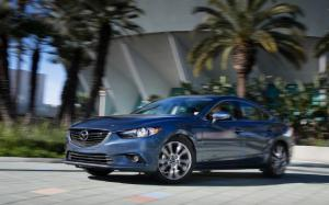 2014 Mazda6 Grand Touring and Sport First Test - Motor Trend