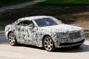 Spied: Rolls-Royce Wraith Drophead Coupe - Motor Trend WOT