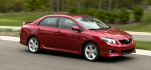 First Drive: 2009 Toyota Corolla - Motor Trend