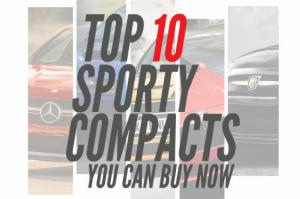Top 10 Sporty Compacts You Can Buy in 2014 - Motor Trend