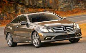 2010 Mercedes-Benz E-Class Coupe First Drive - Motor Trend