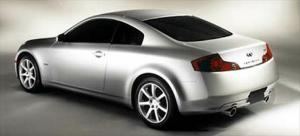 2003 Infiniti G35 Coupe - First Look - Motor Trend
