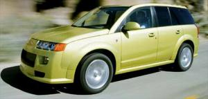 2004 Saturn VUE Engine, Wheels & Tires Review - Motor Trend