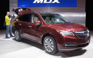 2014 Acura MDX First Look - 2013 New York Auto Show - Motor Trend