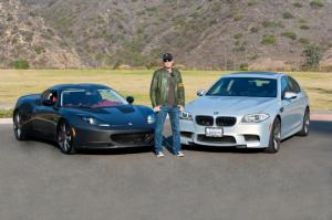 Celebrity Drive: Blues Guitarist Joe Bonamassa - Motor Trend