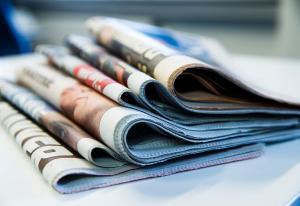 Tøffere for norske aviser - resultatfall på nesten 180 millioner