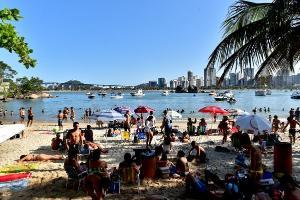 Temperatura deve chegar aos 34° na Região Metropolitana, mas litoral do Estado terá ventos fortes, segundo previsão do Incaper