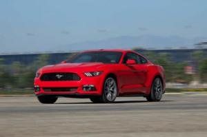 2015 Ford Mustang EcoBoost 2.3 Manual First Test - Motor Trend