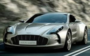 Aston Martin One-77 -- First Look -- Motor Trend