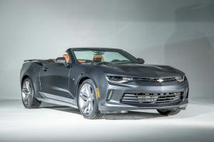 2016 Chevrolet Camaro Convertible First Look Review - Motor Trend