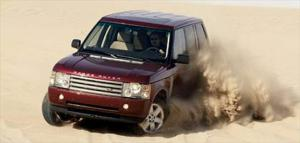 2004 Land Rover Range Rover HSE Powertrain - Fullsize Luxury SUV Comparison - Truck Trend