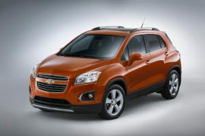 2015 Chevrolet Trax Starts at $20,995 - Motor Trend WOT