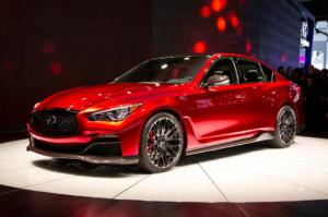 Infiniti Q50 Eau Rouge Concept: First Look - Motor Trend