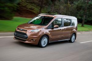 2014 Ford Transit Connect Titanium Wagon LWB First Test - Motor Trend