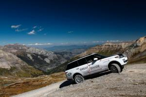 2014 Range Rover Re-Runs The Great Divide - Motor Trend
