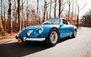 1975 Renault-Alpine A110 Berlinette - Specifications - Motor Trend Classic