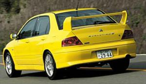 2002 Mitsubishi Evolution VII - First Drive - Motor Trend