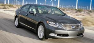 2008 Lexus LS 600h L - Specifications - First Test - Motor Trend
