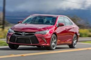 2015 Toyota Camry V-6 First Drive - Motor Trend