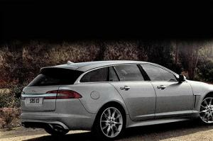 Jaguar XF Sportbrake Brochure Images Surface