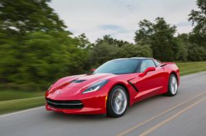 2014 Chevrolet Corvette Stingray Z51 First Test - Motor Trend